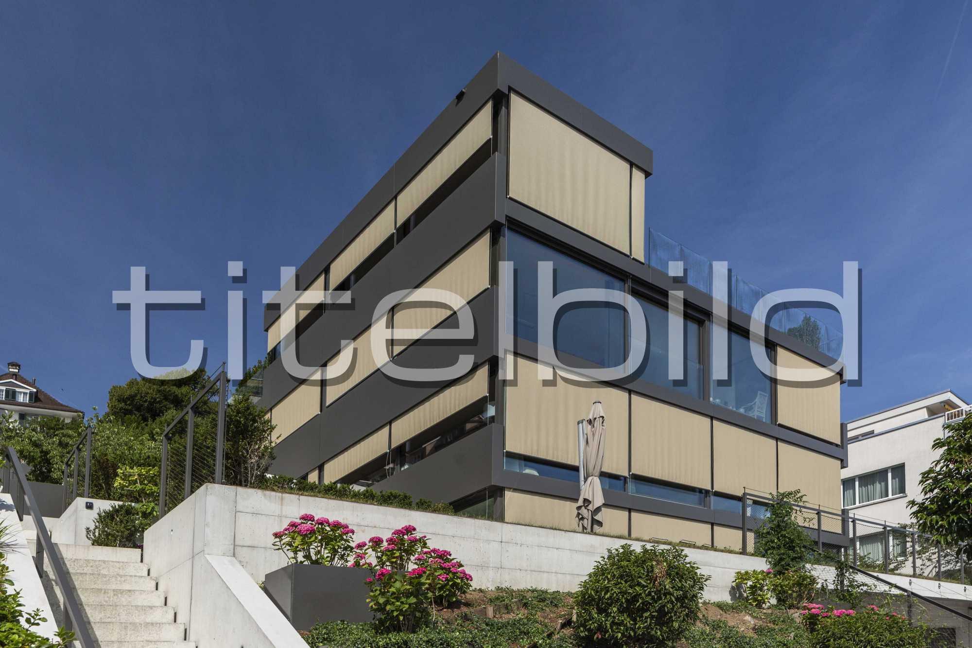 Projektbild-Nr. 3: Mehrfamilienhaus Weinbergstrasse