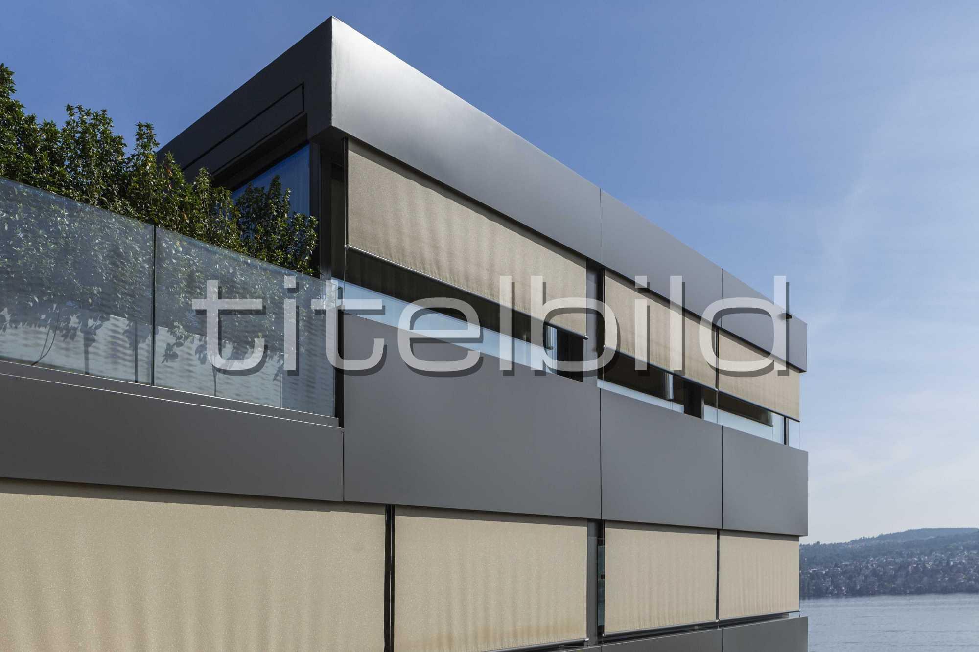 Projektbild-Nr. 4: Mehrfamilienhaus Weinbergstrasse