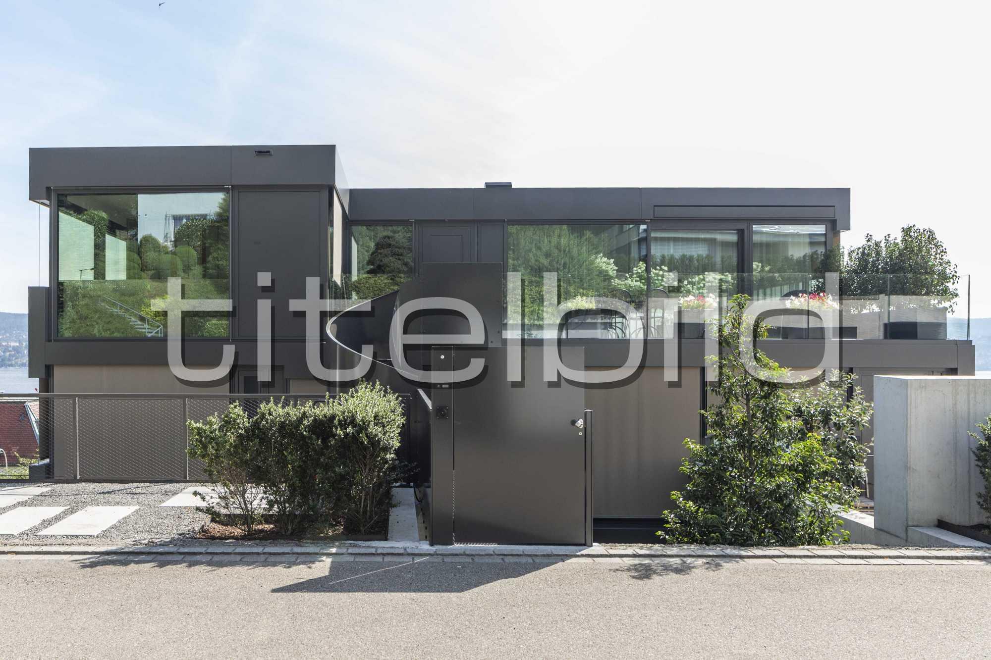 Projektbild-Nr. 5: Mehrfamilienhaus Weinbergstrasse