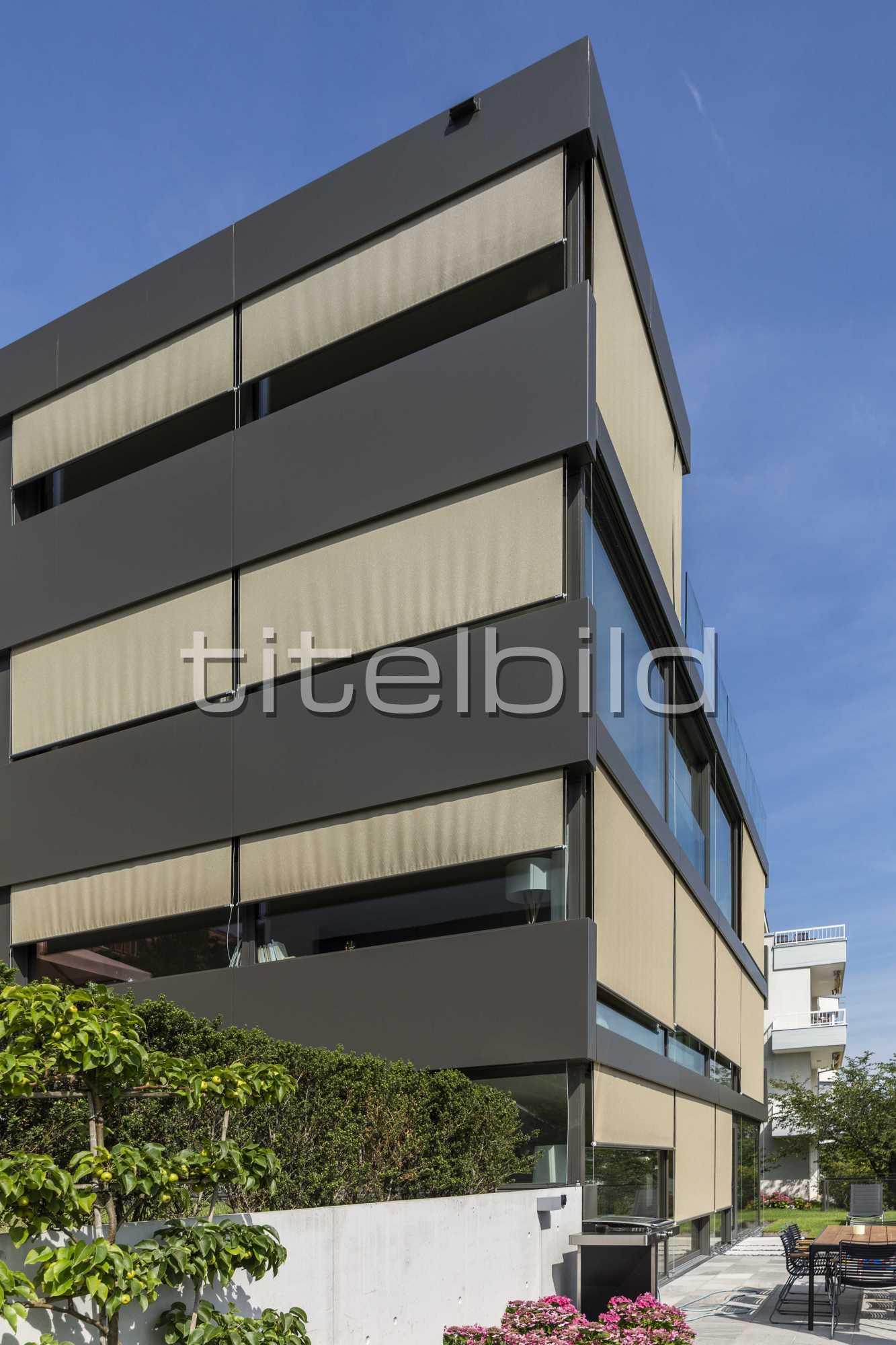 Projektbild-Nr. 6: Mehrfamilienhaus Weinbergstrasse