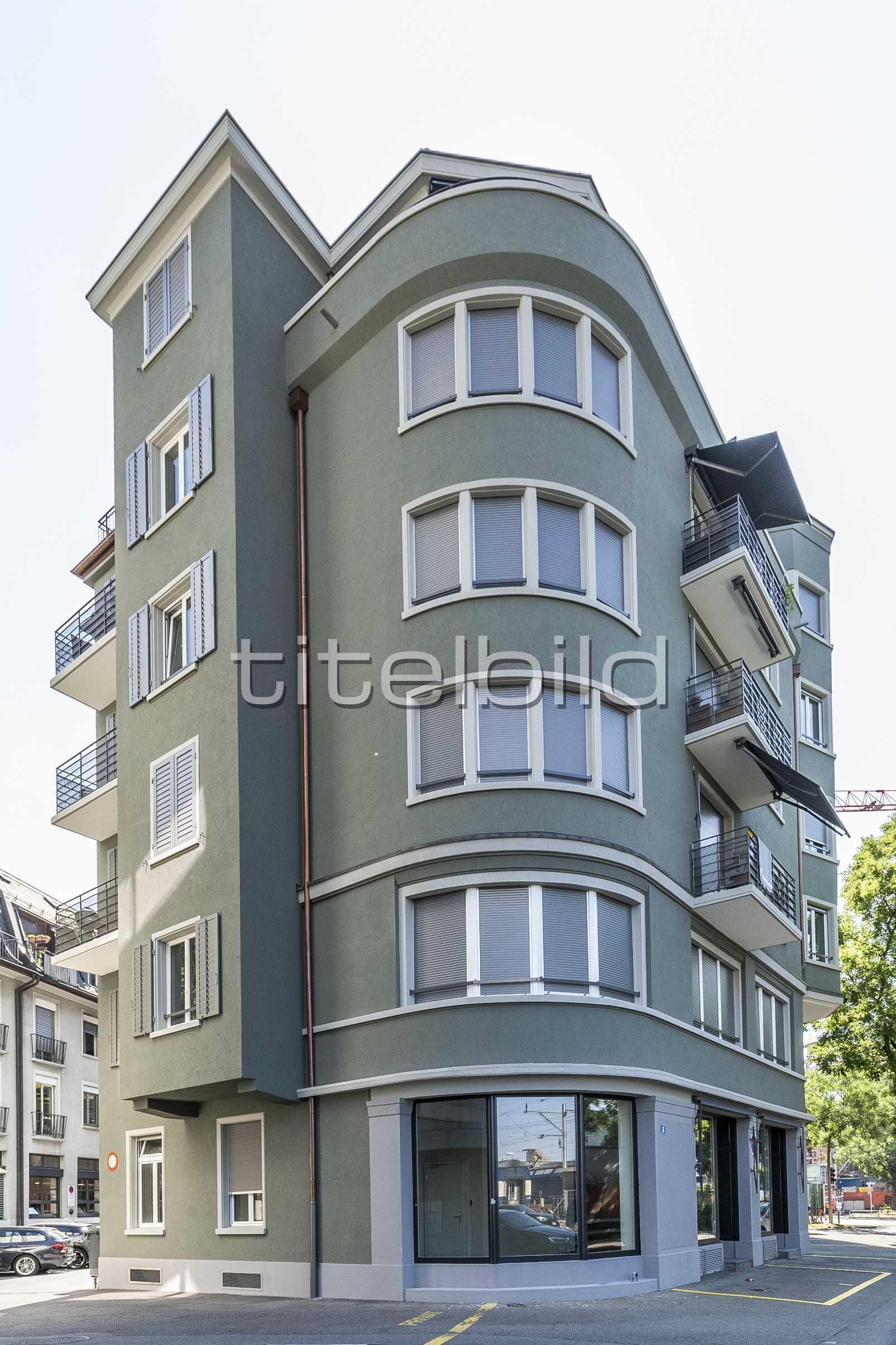 Projektbild-Nr. 3: WGH Röntgenstrasse 4 & 6 in Zürich
