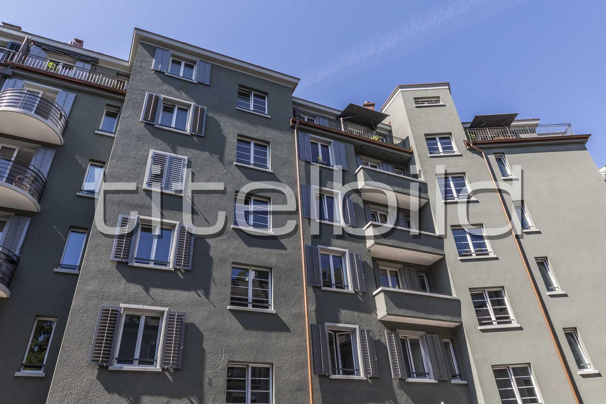 Projektbild-Nr. 4: WGH Röntgenstrasse 4 & 6 in Zürich