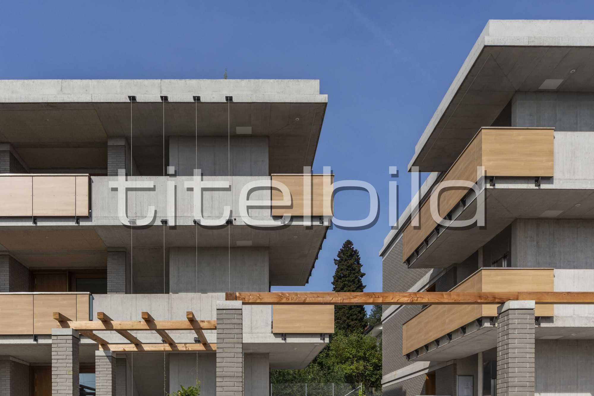 Projektbild-Nr. 3: Wohnen im Weingarten