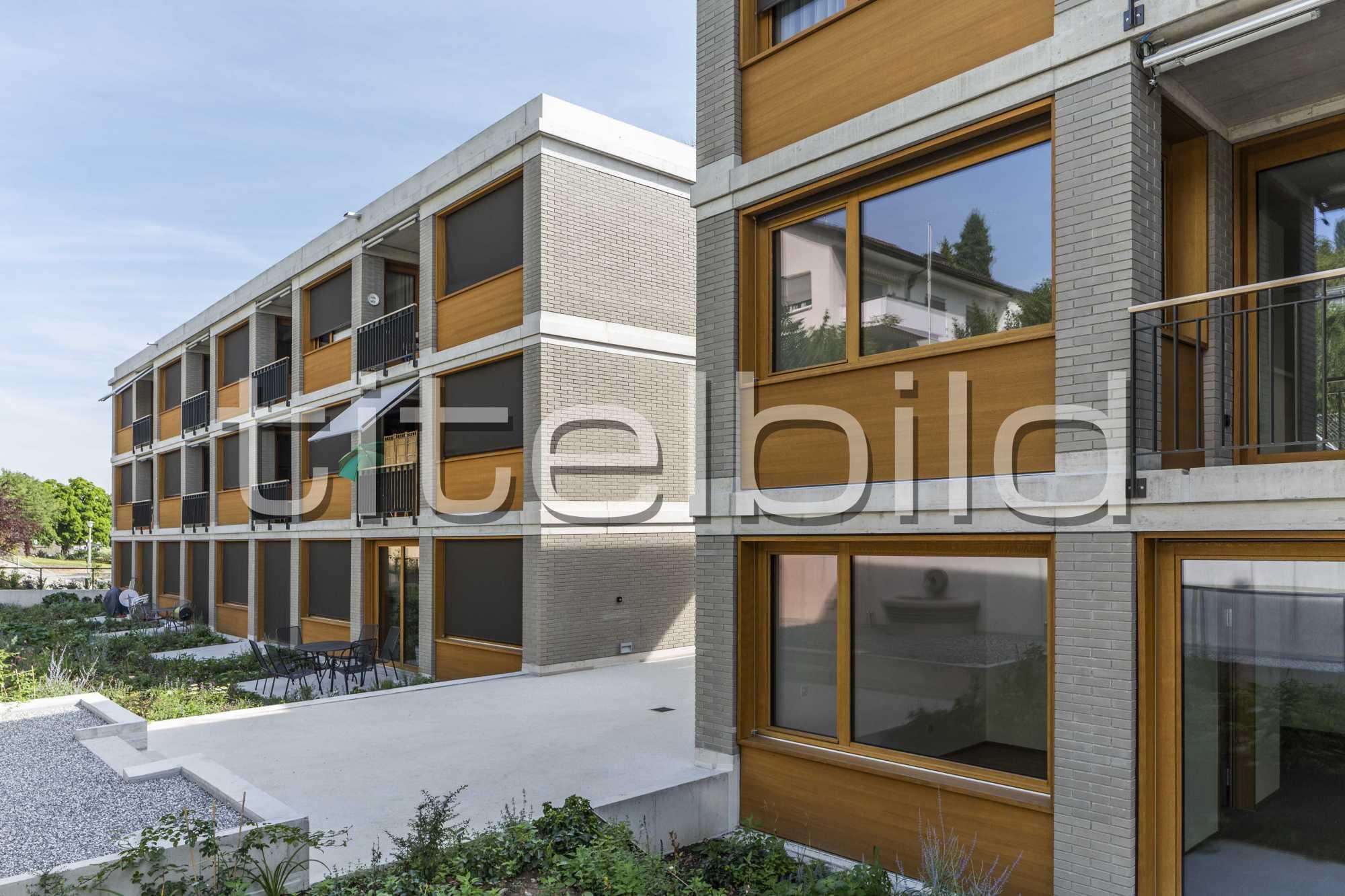 Projektbild-Nr. 6: Wohnen im Weingarten