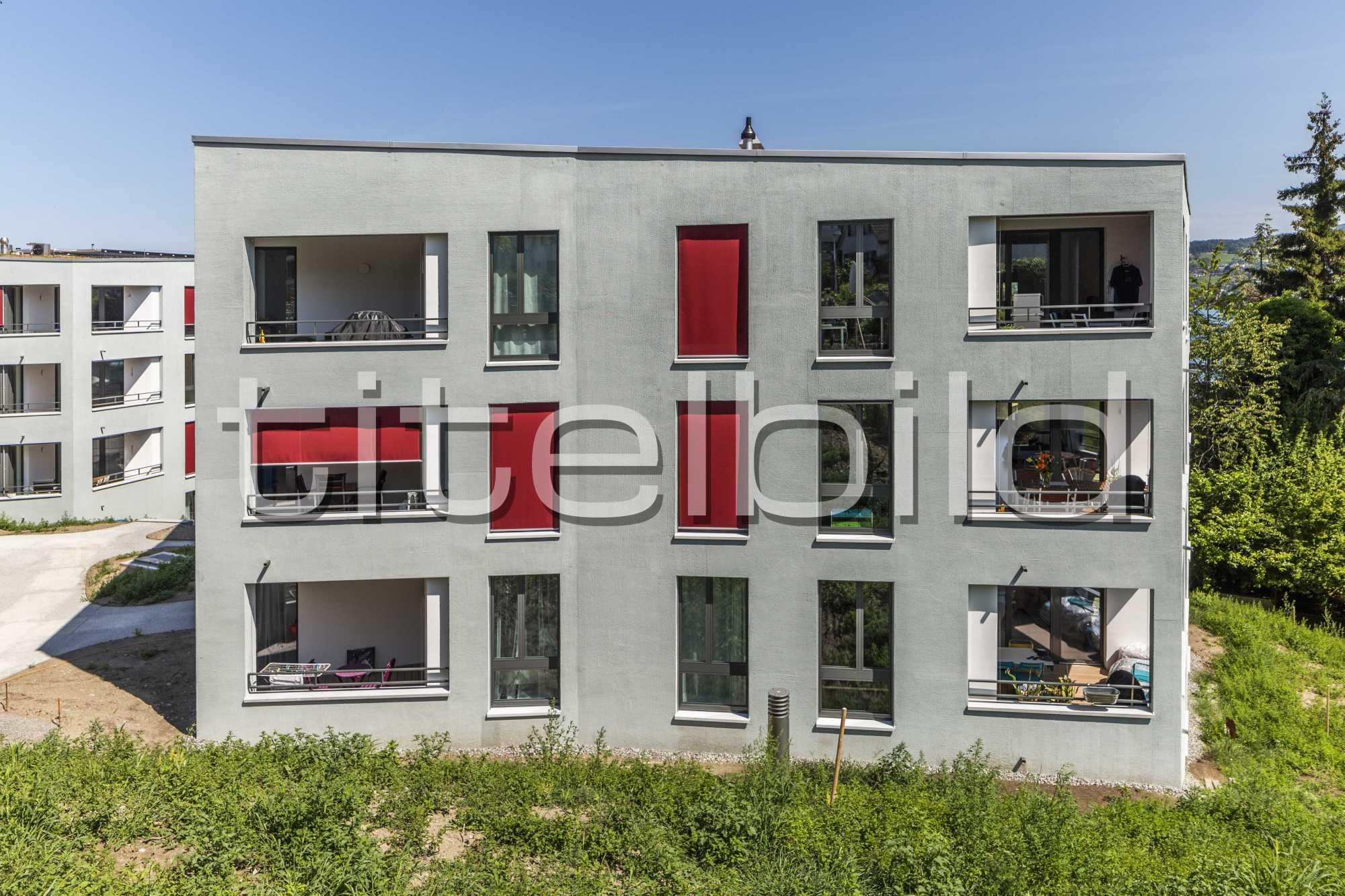 Projektbild-Nr. 1: Ersatzneubau Mehrfamilienhäuser