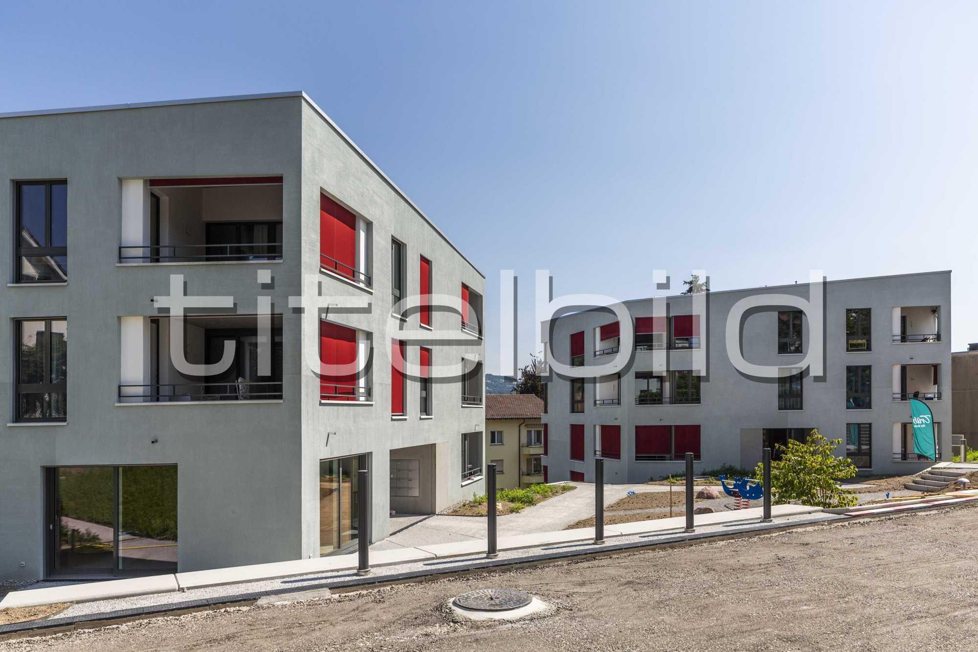 Projektbild-Nr. 2: Ersatzneubau Mehrfamilienhäuser
