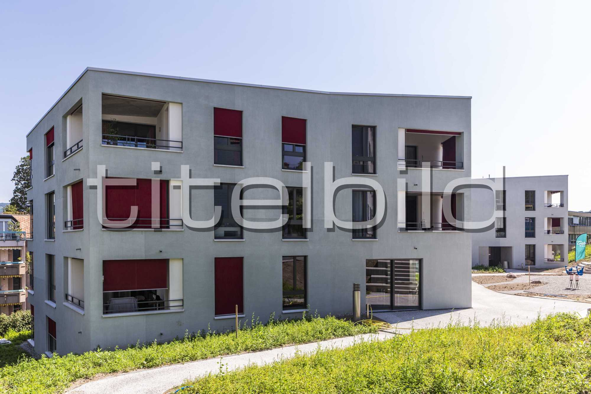 Projektbild-Nr. 3: Ersatzneubau Mehrfamilienhäuser