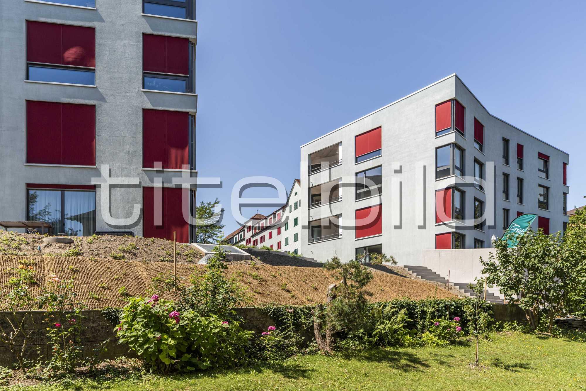 Projektbild-Nr. 4: Ersatzneubau Mehrfamilienhäuser