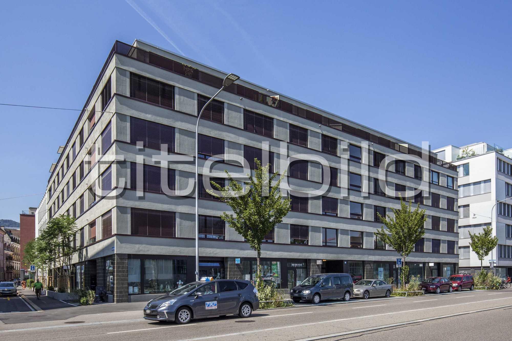 Projektbild-Nr. 0: Ersatzneubau Erikastrasse, Zürich