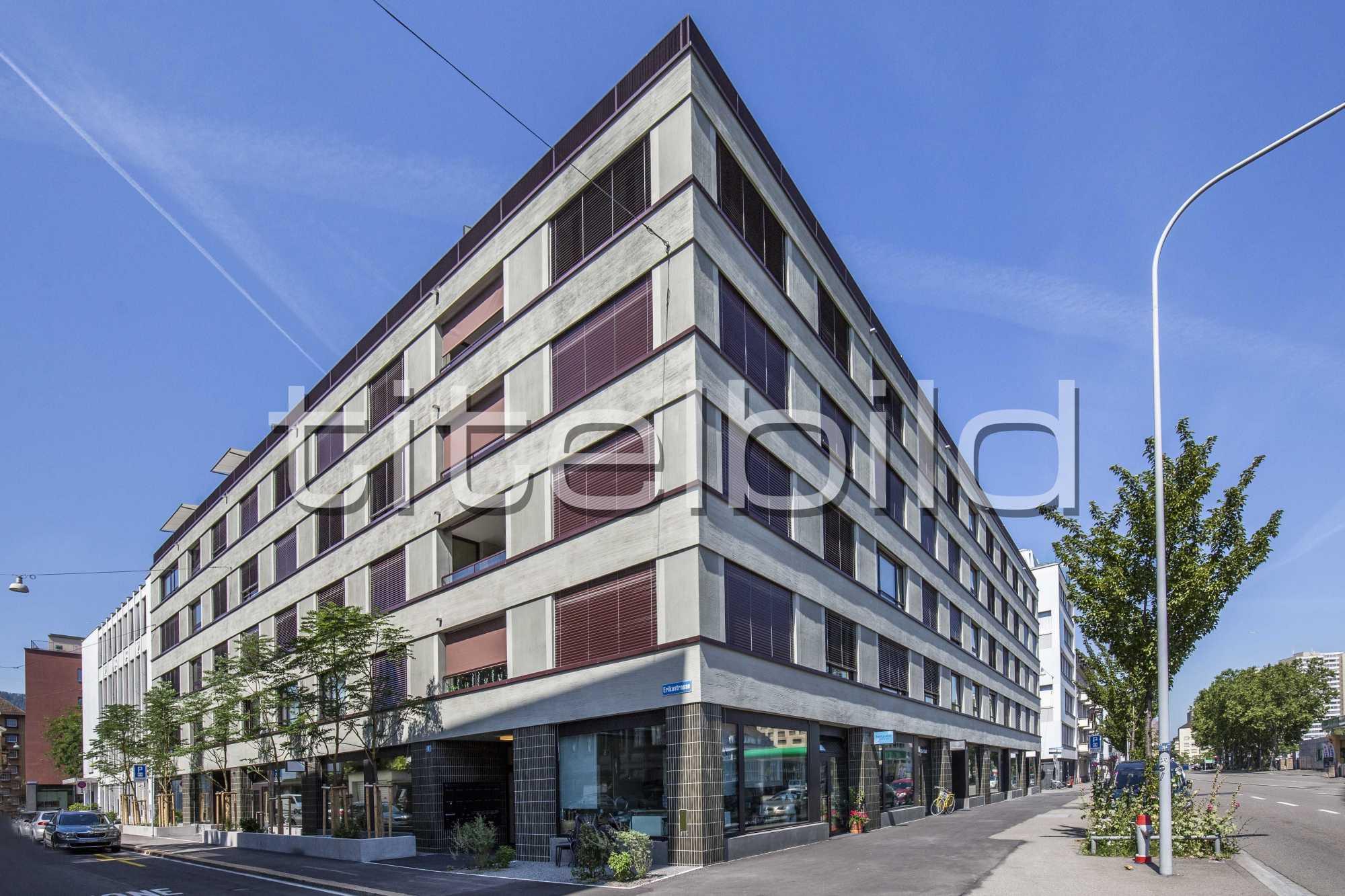 Projektbild-Nr. 4: Ersatzneubau Erikastrasse, Zürich