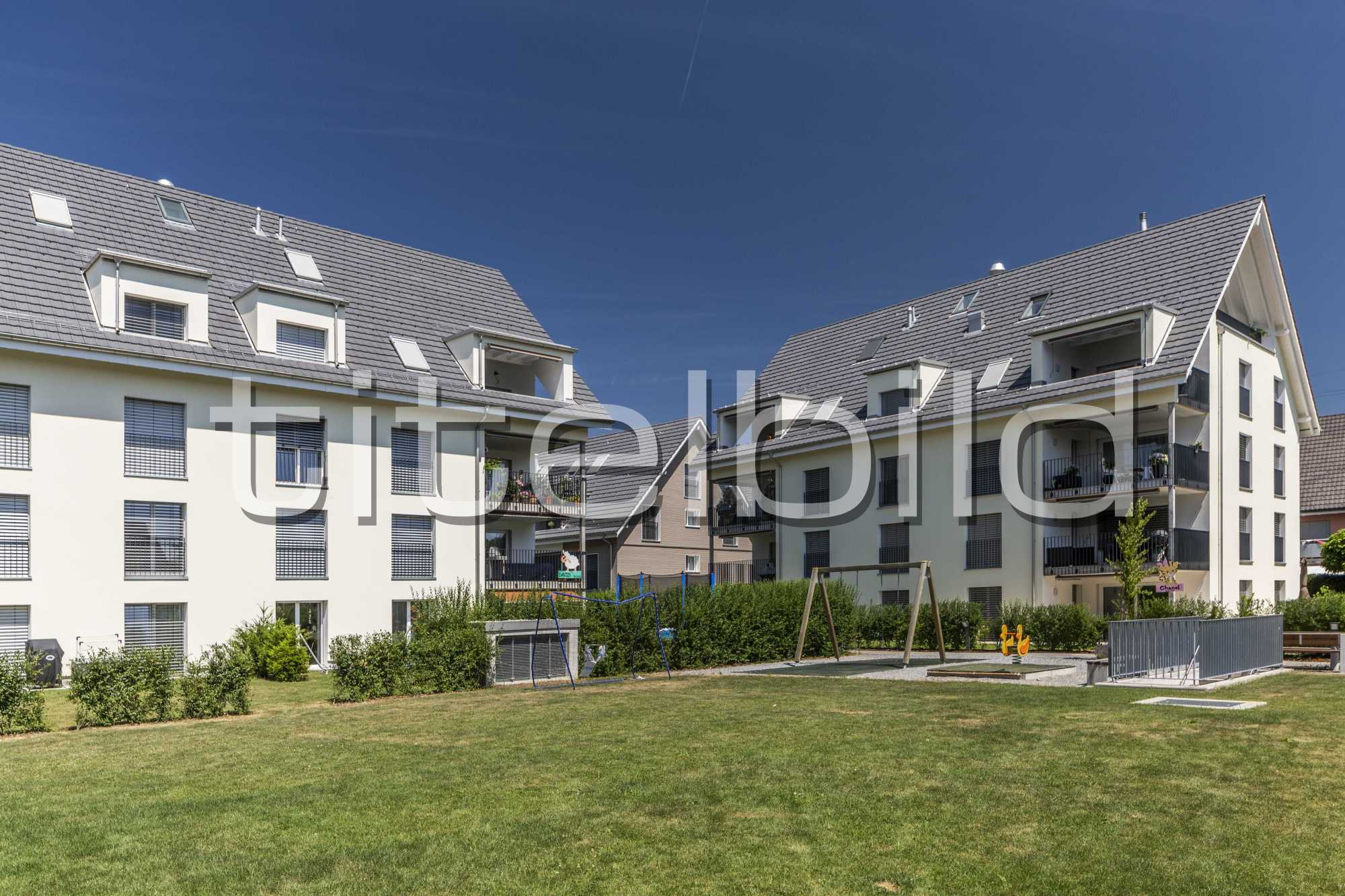 Projektbild-Nr. 0: Wohnen im Dorfzentrum Adlerweg