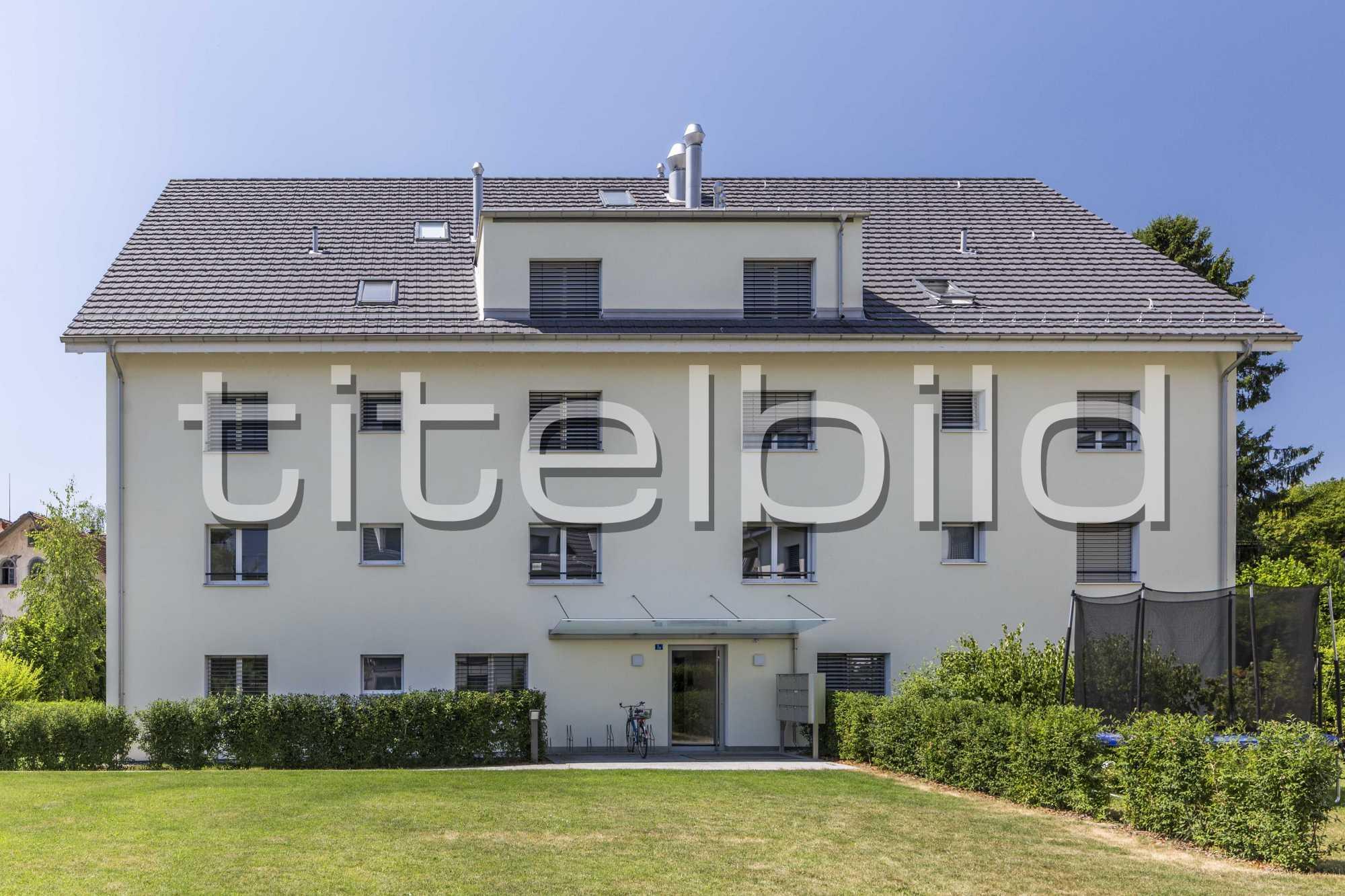 Projektbild-Nr. 3: Wohnen im Dorfzentrum Adlerweg