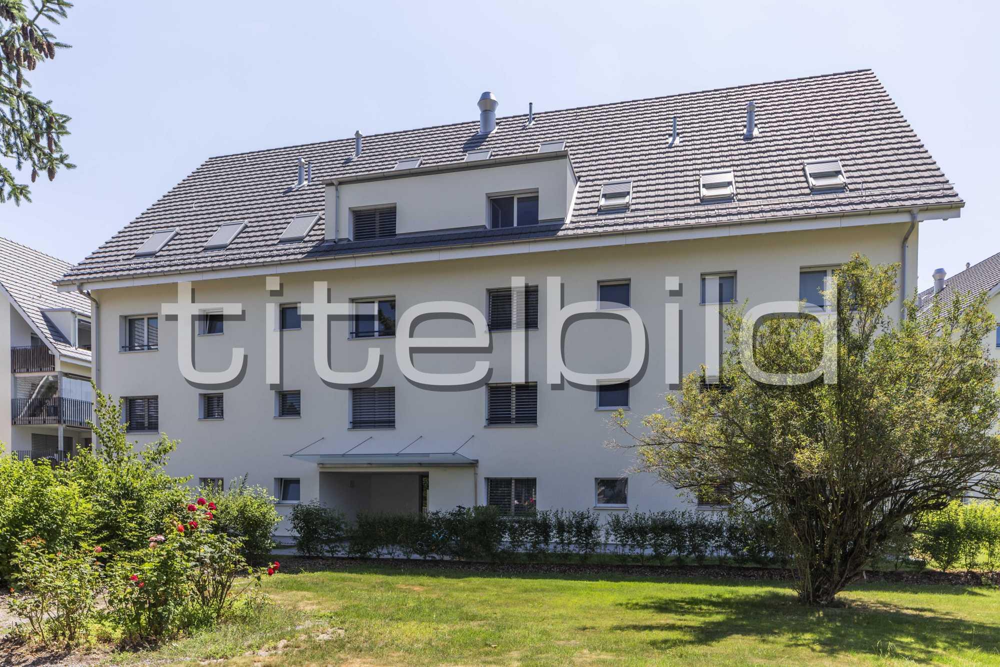 Projektbild-Nr. 4: Wohnen im Dorfzentrum Adlerweg