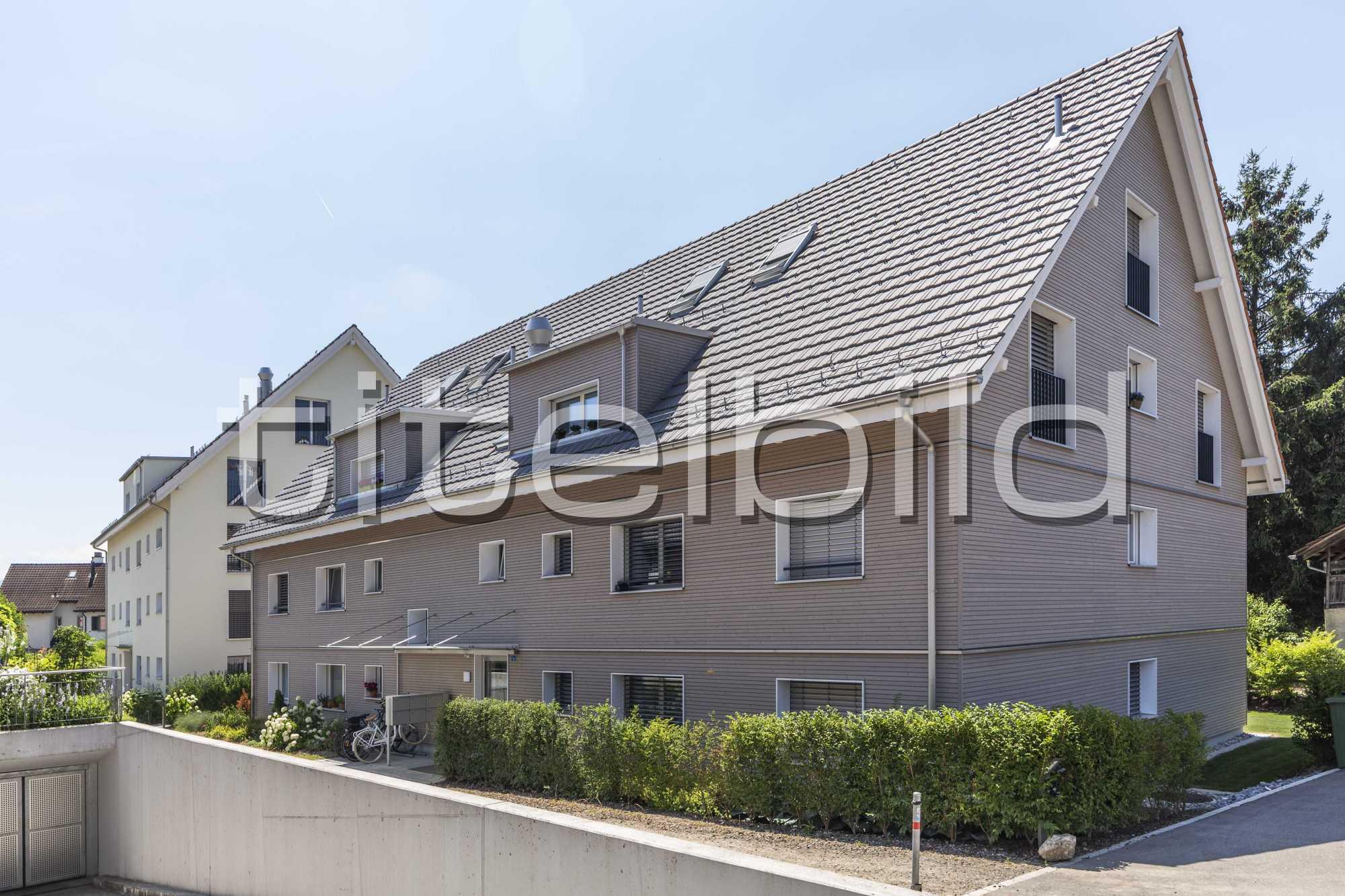 Projektbild-Nr. 5: Wohnen im Dorfzentrum Adlerweg