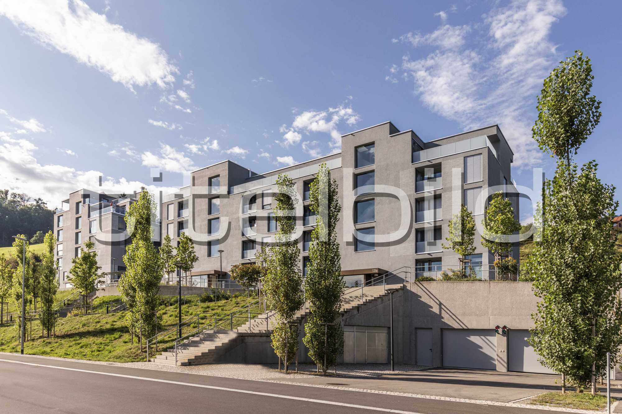 Projektbild-Nr. 1: Wohnüberbauung Talstrasse