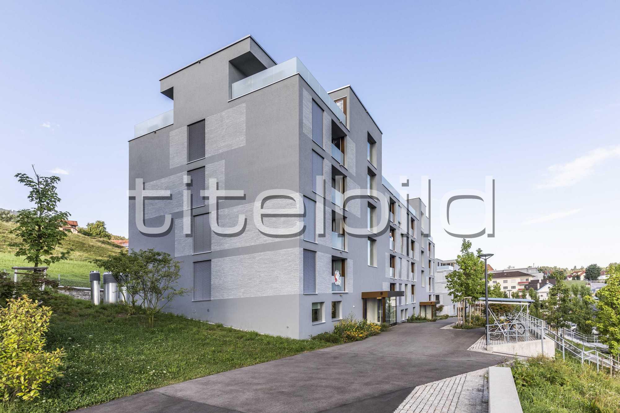 Projektbild-Nr. 4: Wohnüberbauung Talstrasse