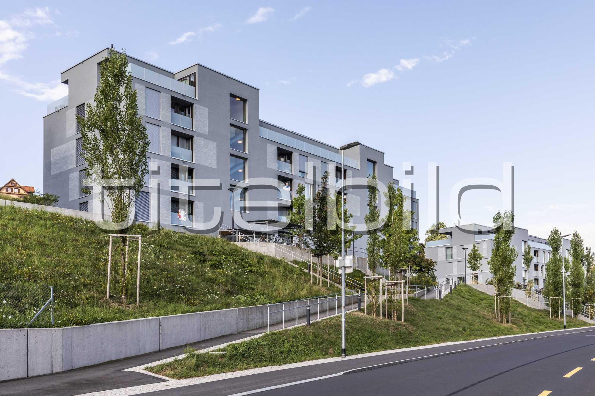 Projektbild-Nr. 6: Wohnüberbauung Talstrasse