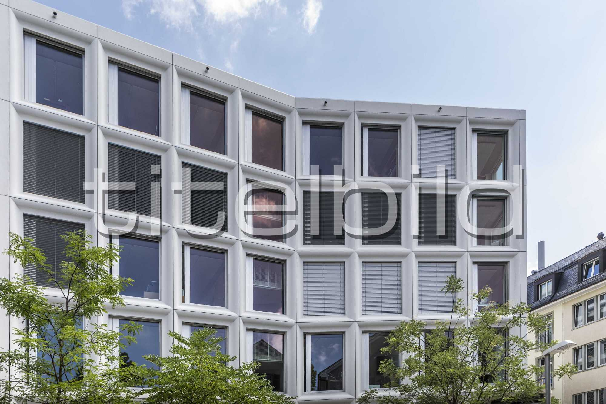 Projektbild-Nr. 0: Institutsgebäude Plattenstrasse
