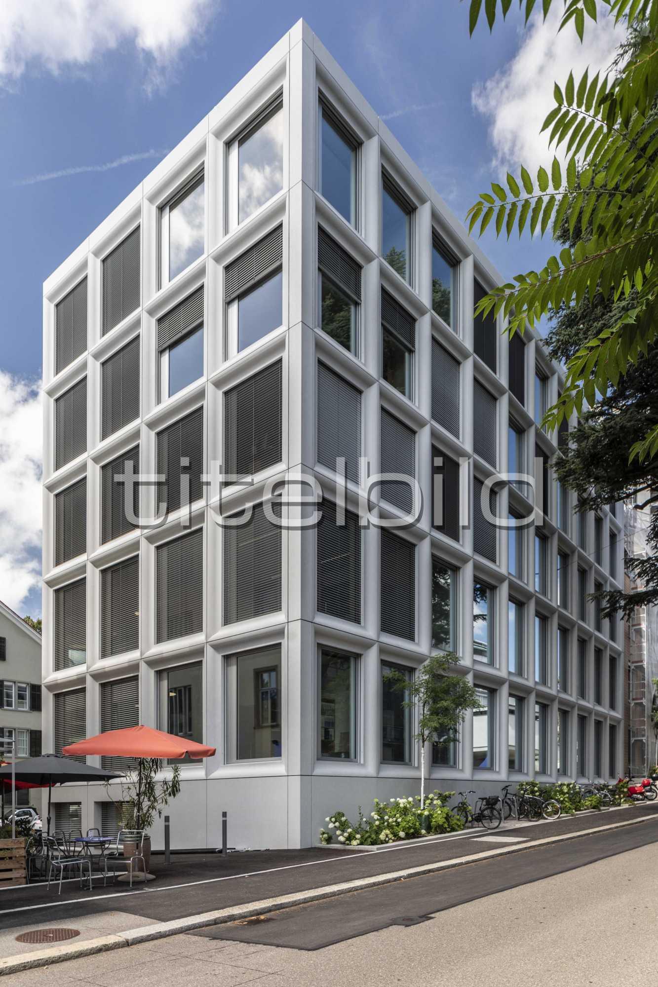 Projektbild-Nr. 2: Institutsgebäude Plattenstrasse