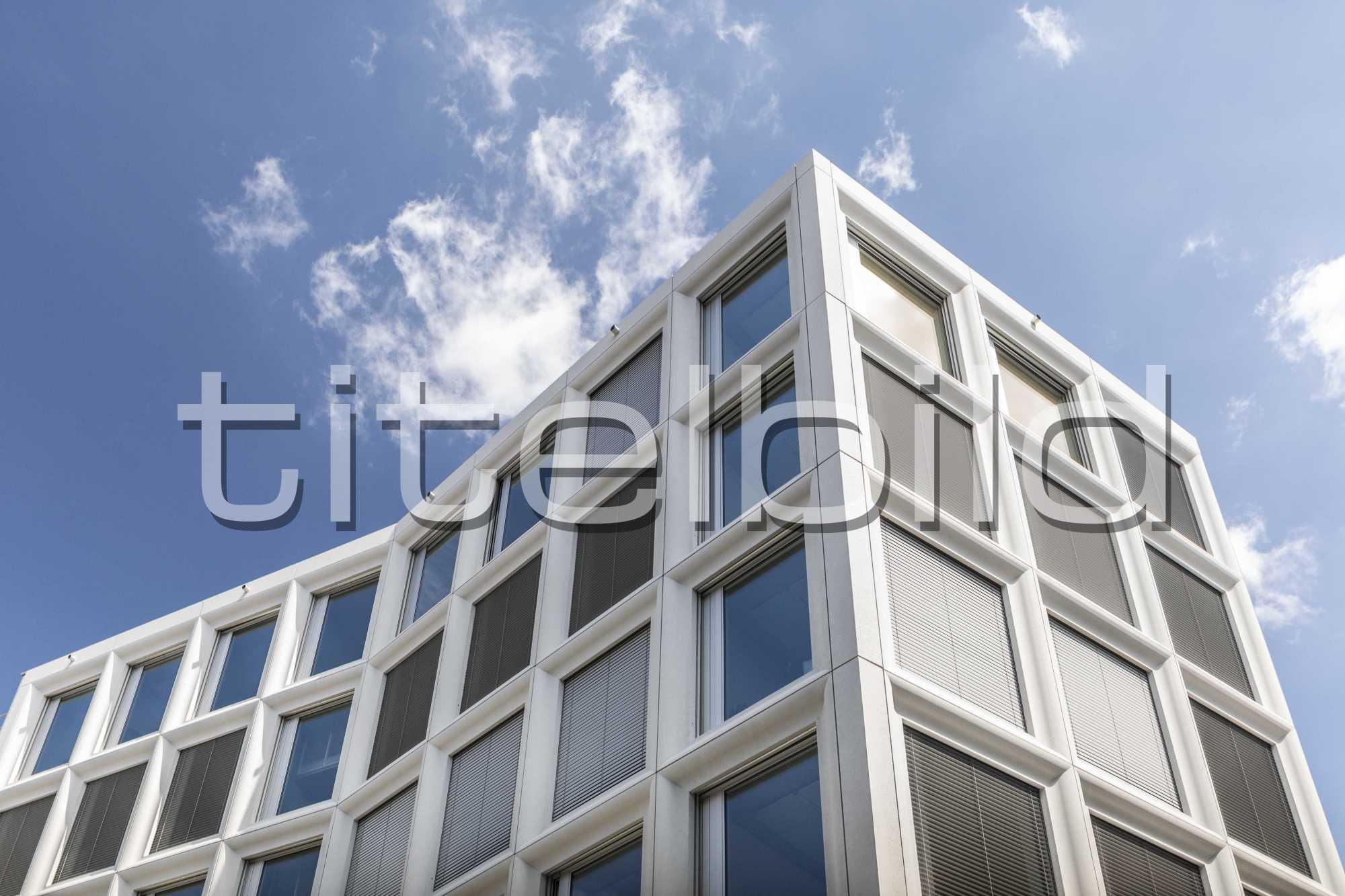 Projektbild-Nr. 4: Institutsgebäude Plattenstrasse