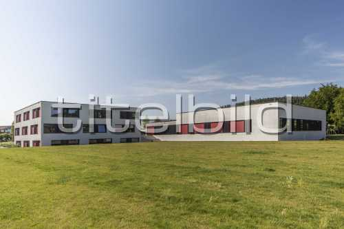 Bild-Nr: 1des Objektes Sanierung und Erweiterung Schulanlage Ebnet