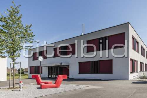 Bild-Nr: 4des Objektes Sanierung und Erweiterung Schulanlage Ebnet