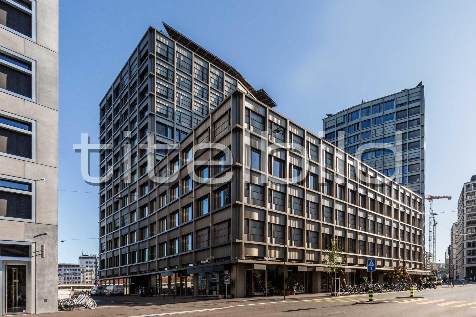 Projektbild-Nr. 9: Europaallee Baufeld G