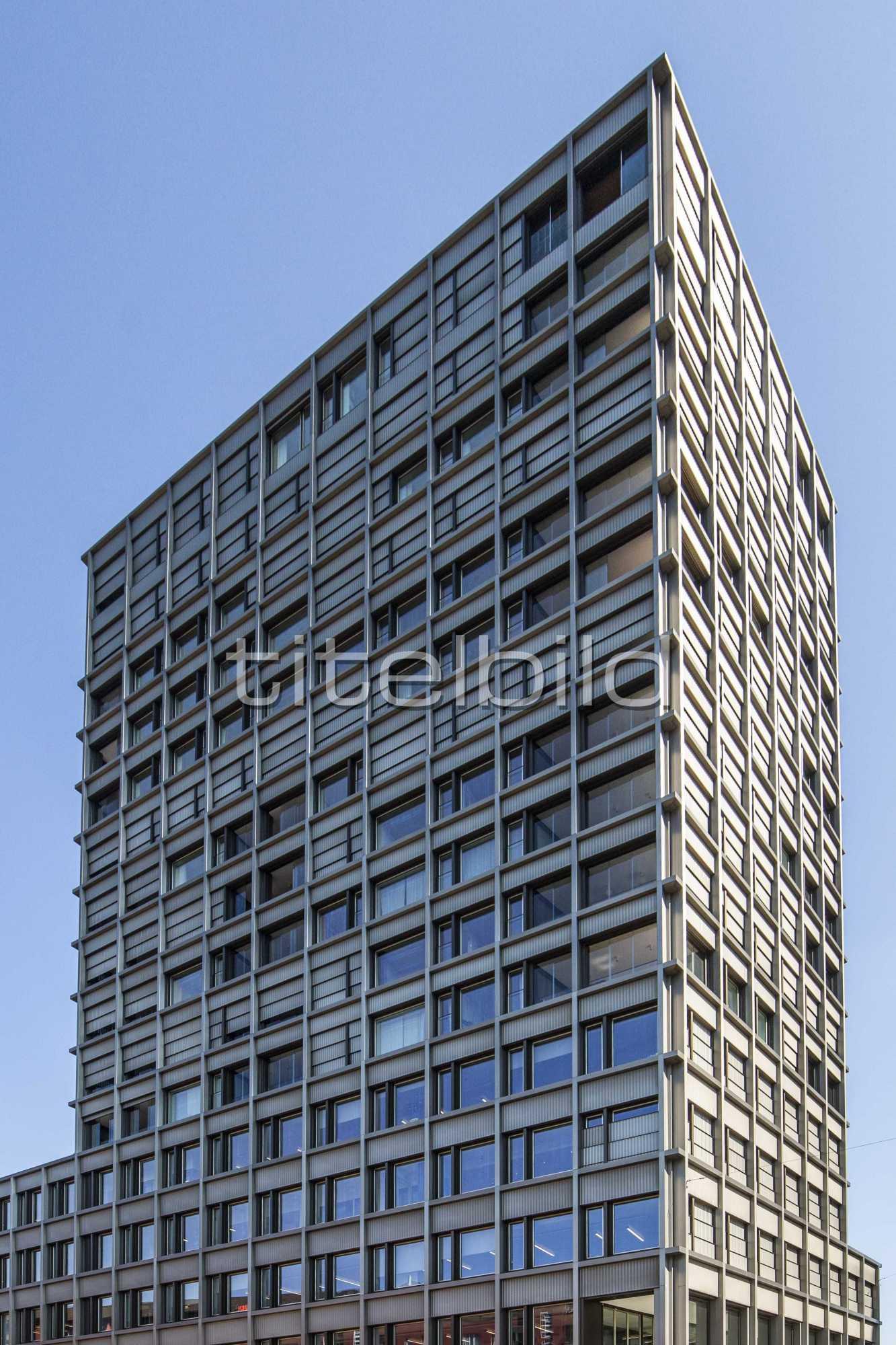 Projektbild-Nr. 1: Europaallee Baufeld G