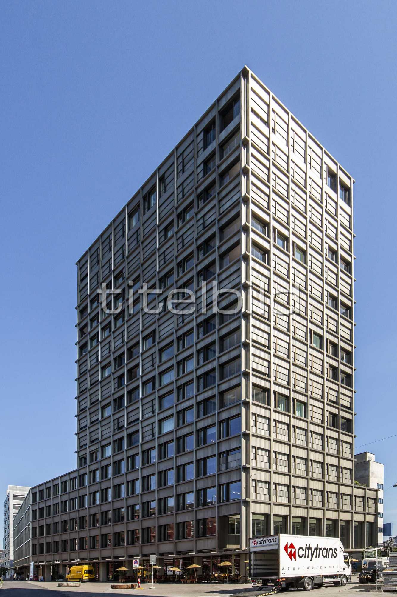Projektbild-Nr. 2: Europaallee Baufeld G
