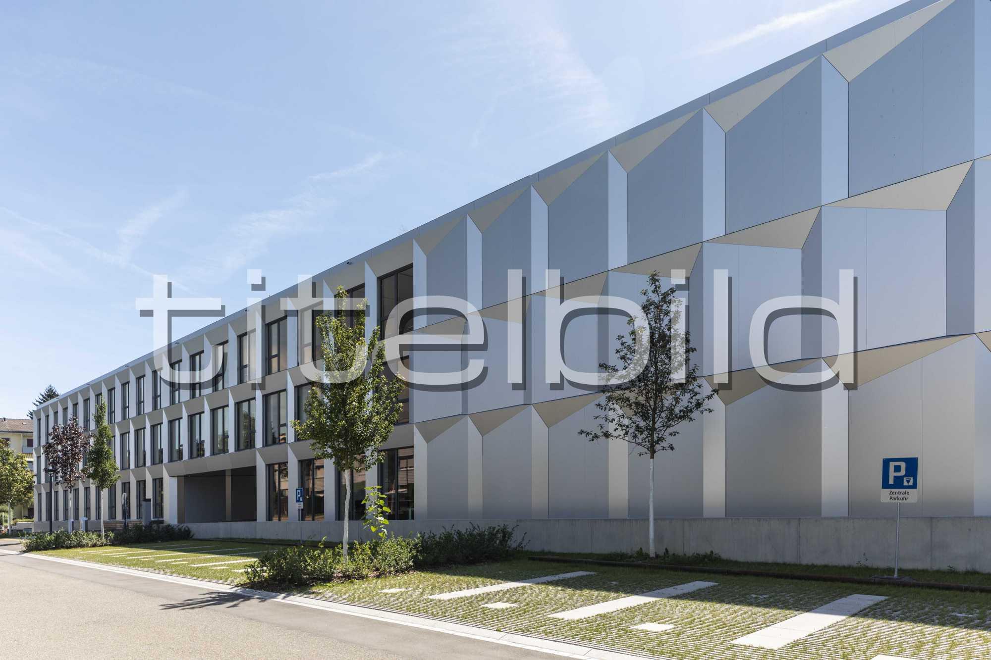 Projektbild-Nr. 6: BZU Bildungszentrum