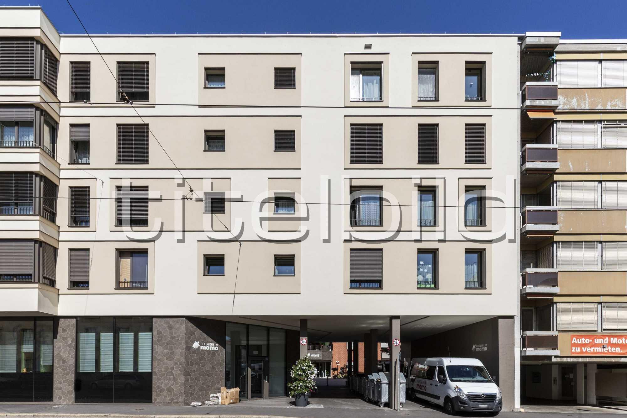 Projektbild-Nr. 4: Alters- und Pflegeheim Gundeldingen