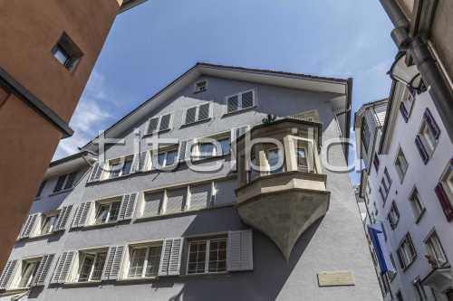 Bild-Nr: 1des Objektes GH Oberdorfstrasse 28, 8001 Zürich