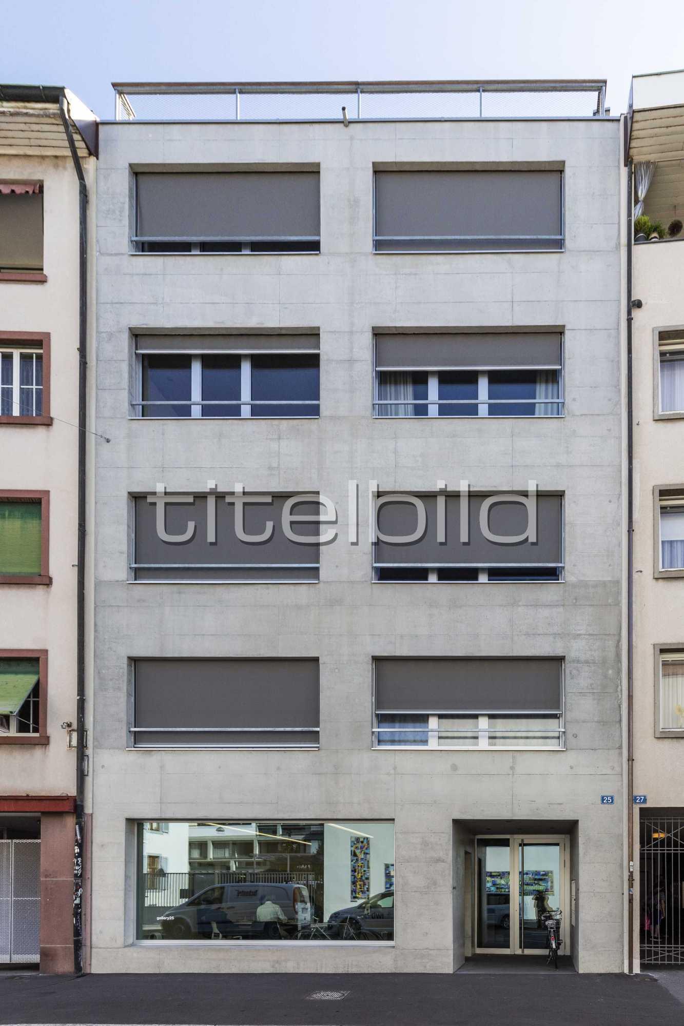 Projektbild-Nr. 2: Urbanes Wohnen an der Rebgasse