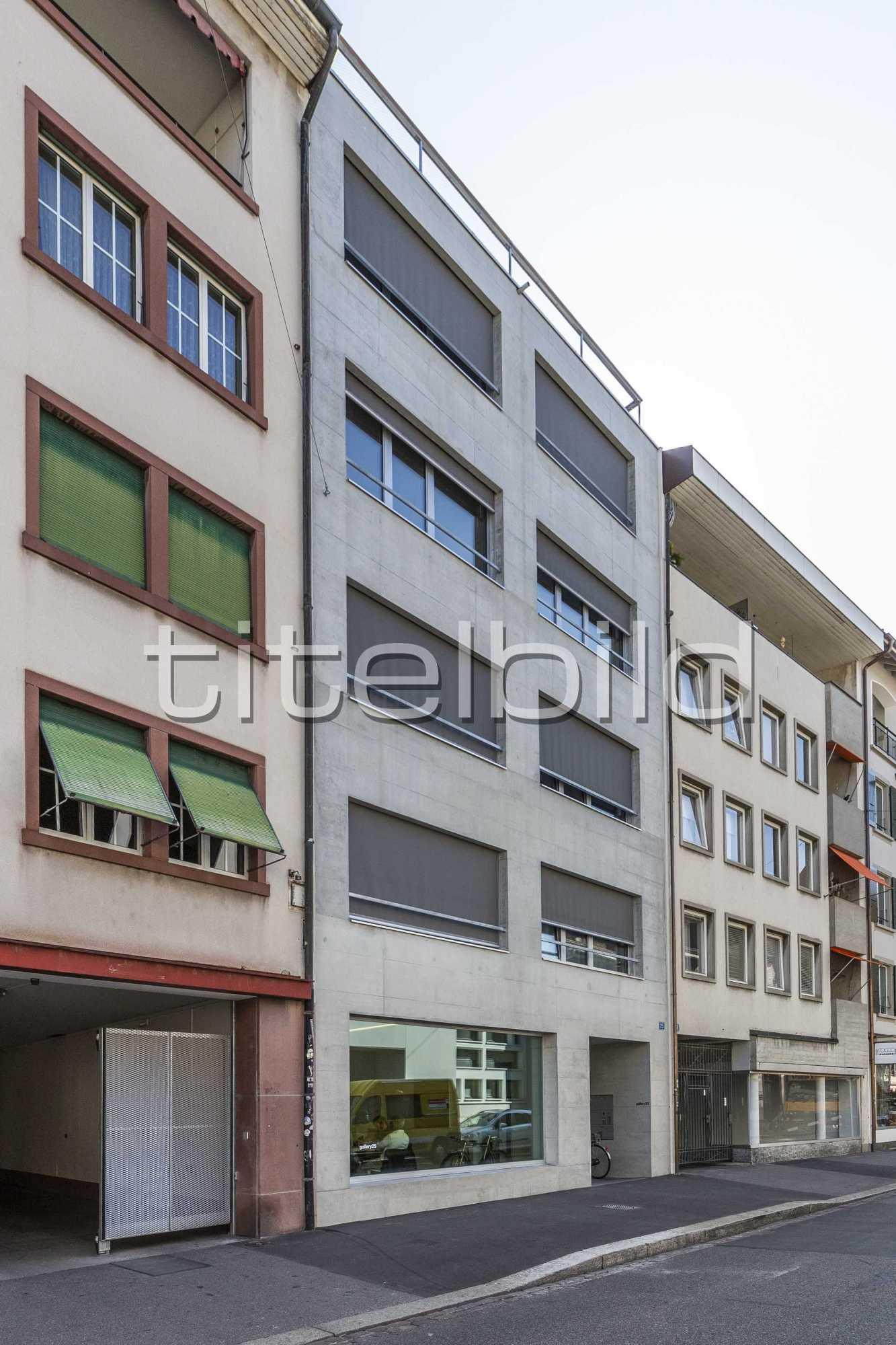 Projektbild-Nr. 3: Urbanes Wohnen an der Rebgasse