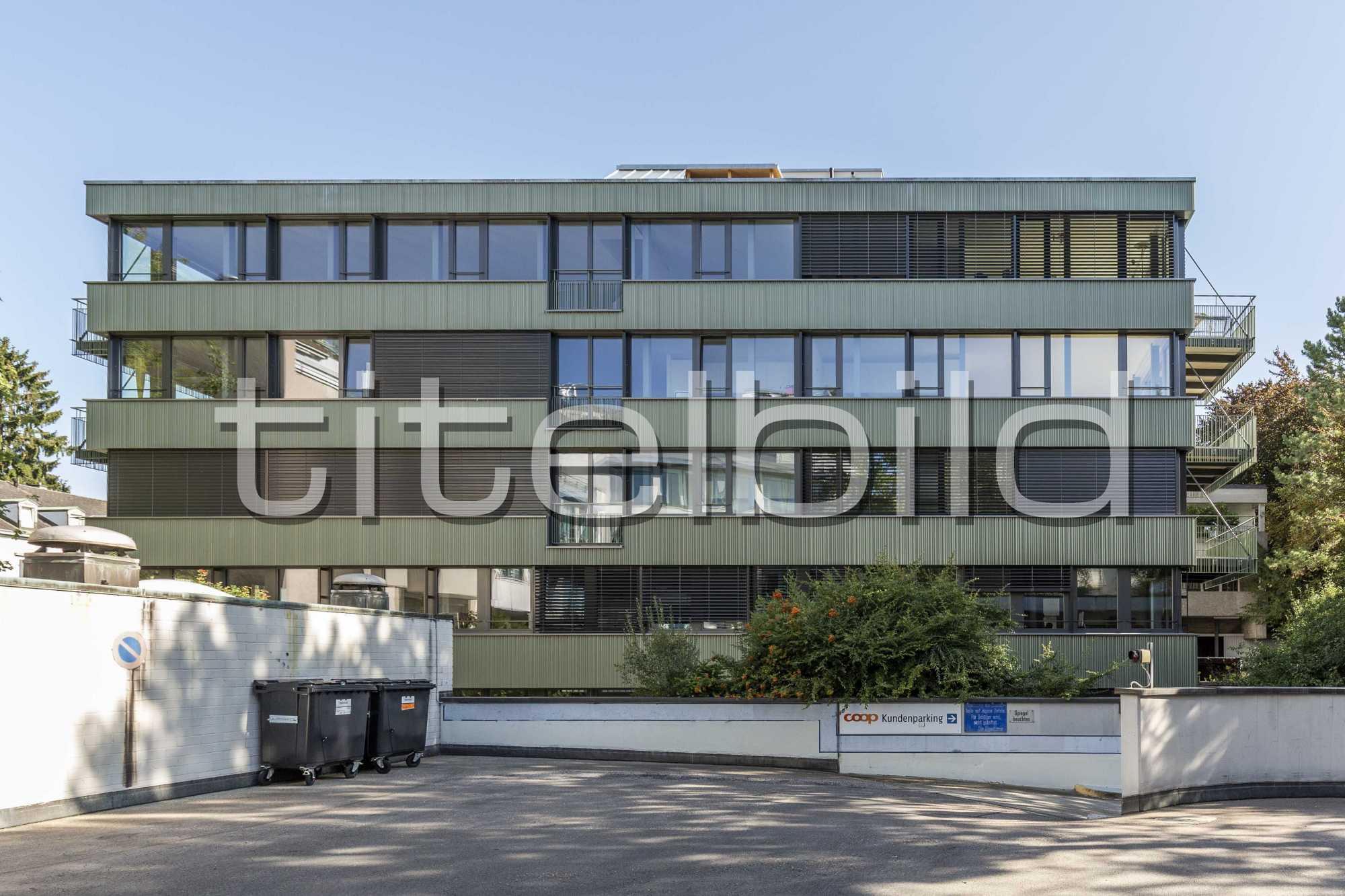 Projektbild-Nr. 2: Wohnen und Arbeiten an der Grellingerstrasse