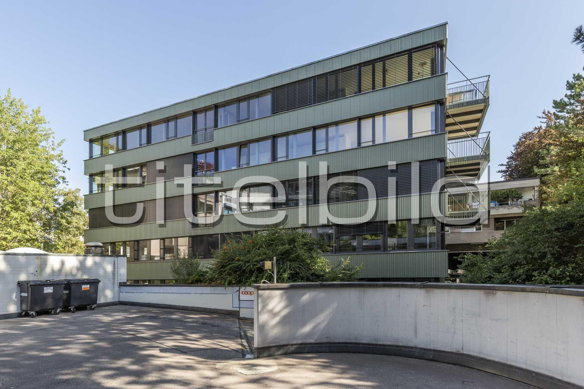 Projektbild-Nr. 3: Wohnen und Arbeiten an der Grellingerstrasse
