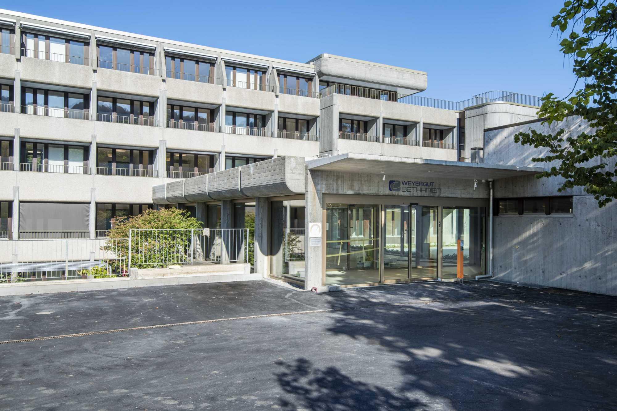 Projektbild-Nr. 0: Zentrum Weyergut/Diakonie
