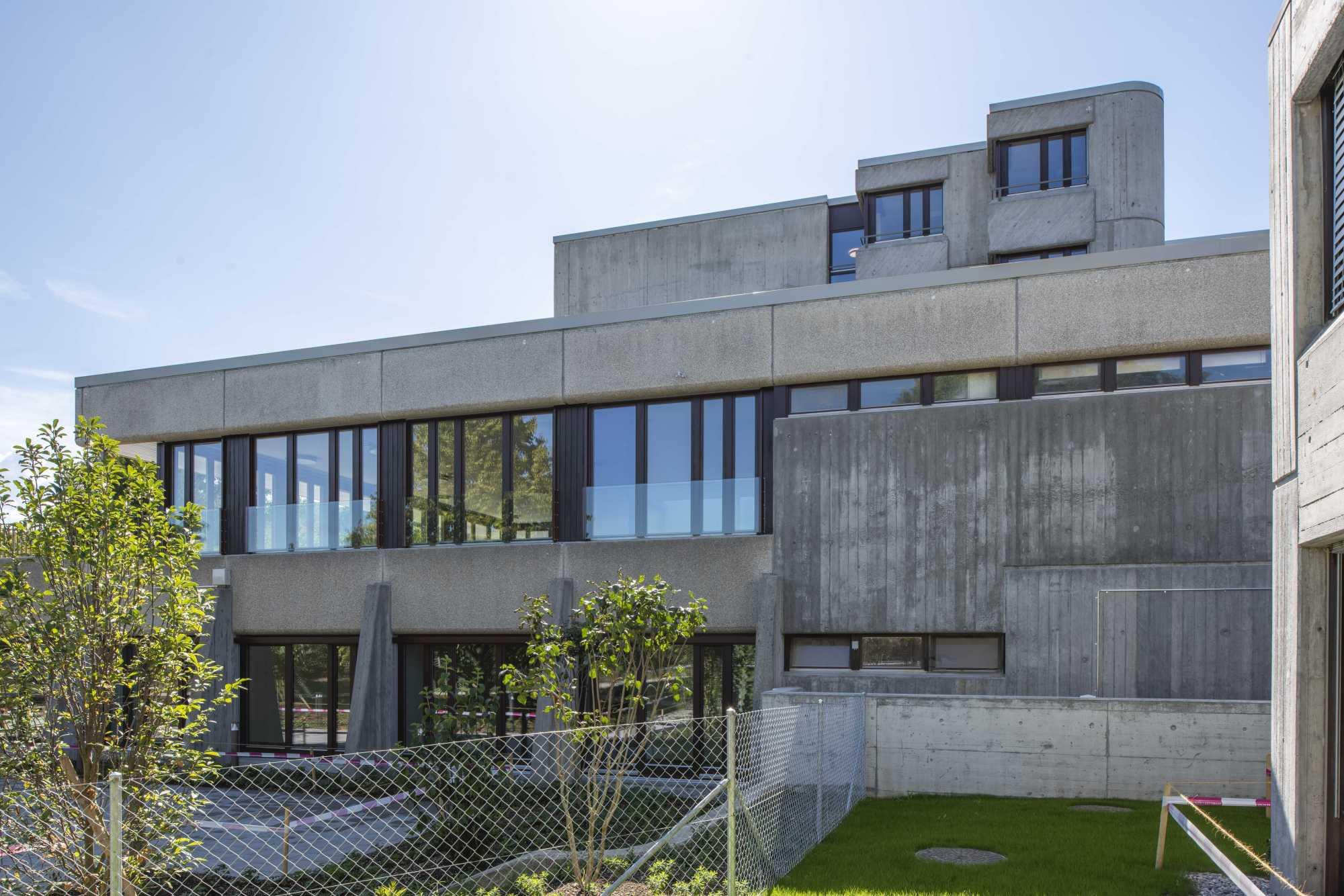 Projektbild-Nr. 1: Zentrum Weyergut/Diakonie
