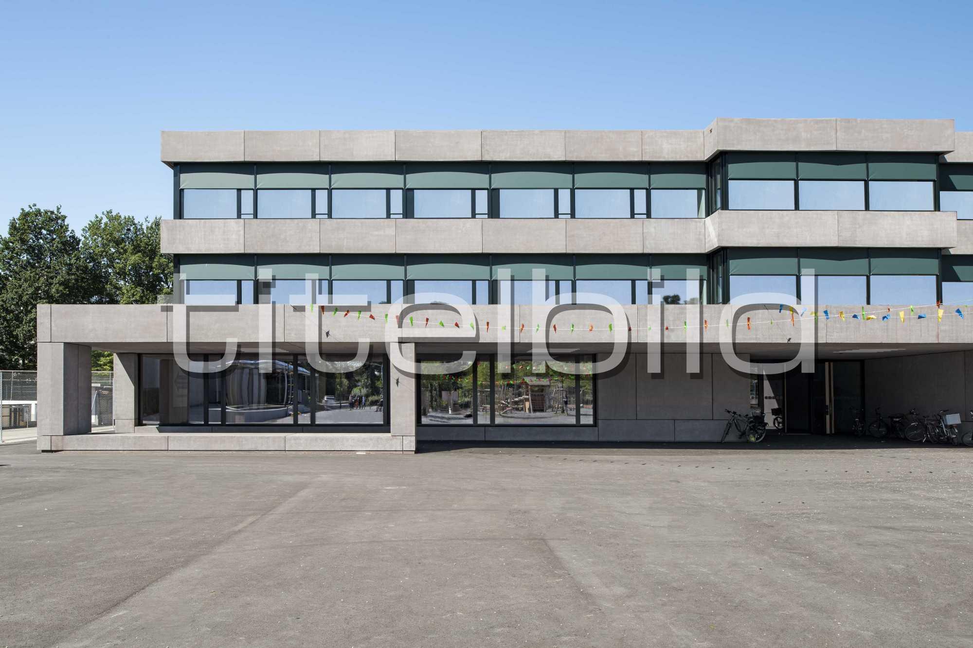 Projektbild-Nr. 0: Neubau Quartierschulhaus