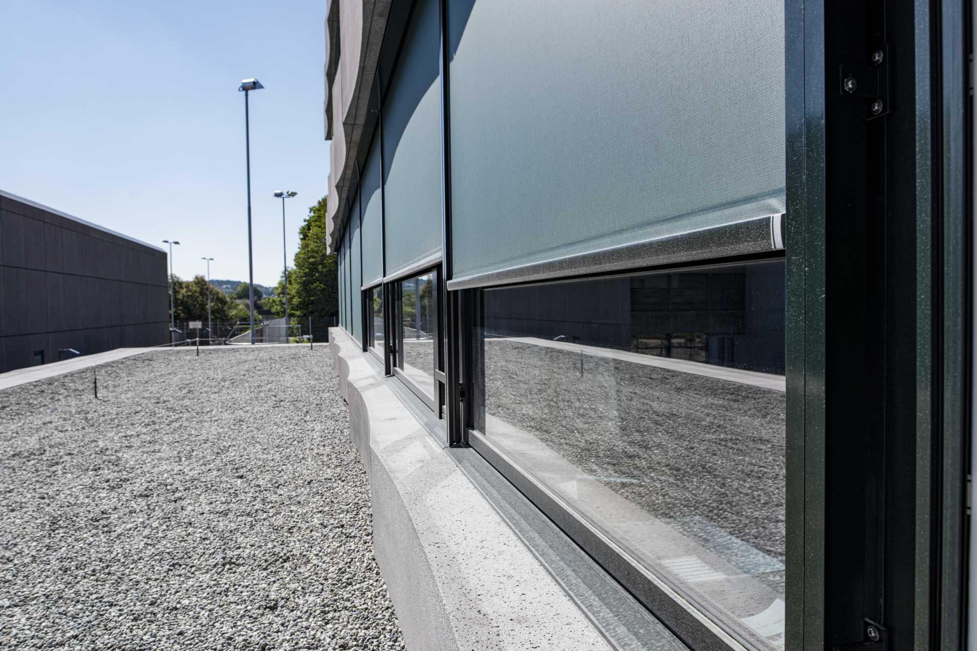 Projektbild-Nr. 2: Neubau Quartierschulhaus