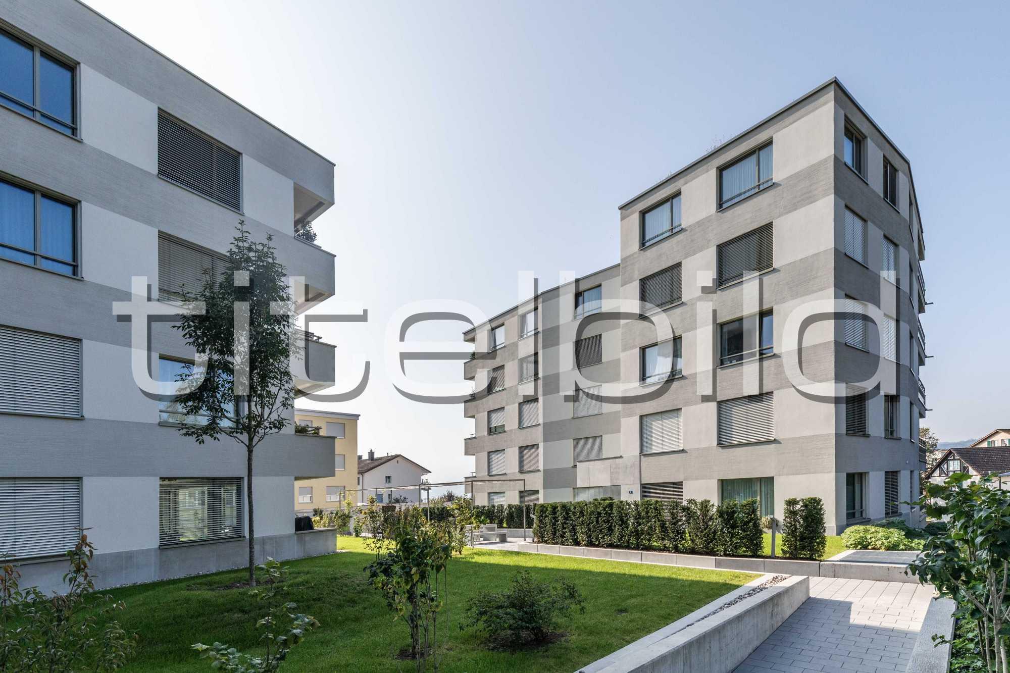 Projektbild-Nr. 4: Wohnen am Pestalozziweg