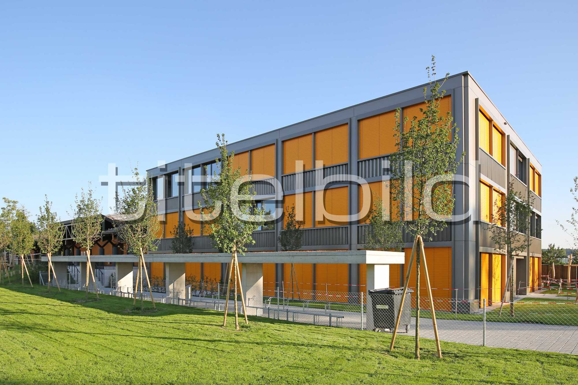 Projektbild-Nr. 0: Erweiterung Primarschule Oberglatt