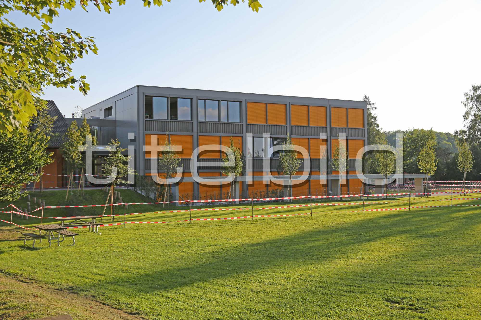 Projektbild-Nr. 1: Erweiterung Primarschule Oberglatt