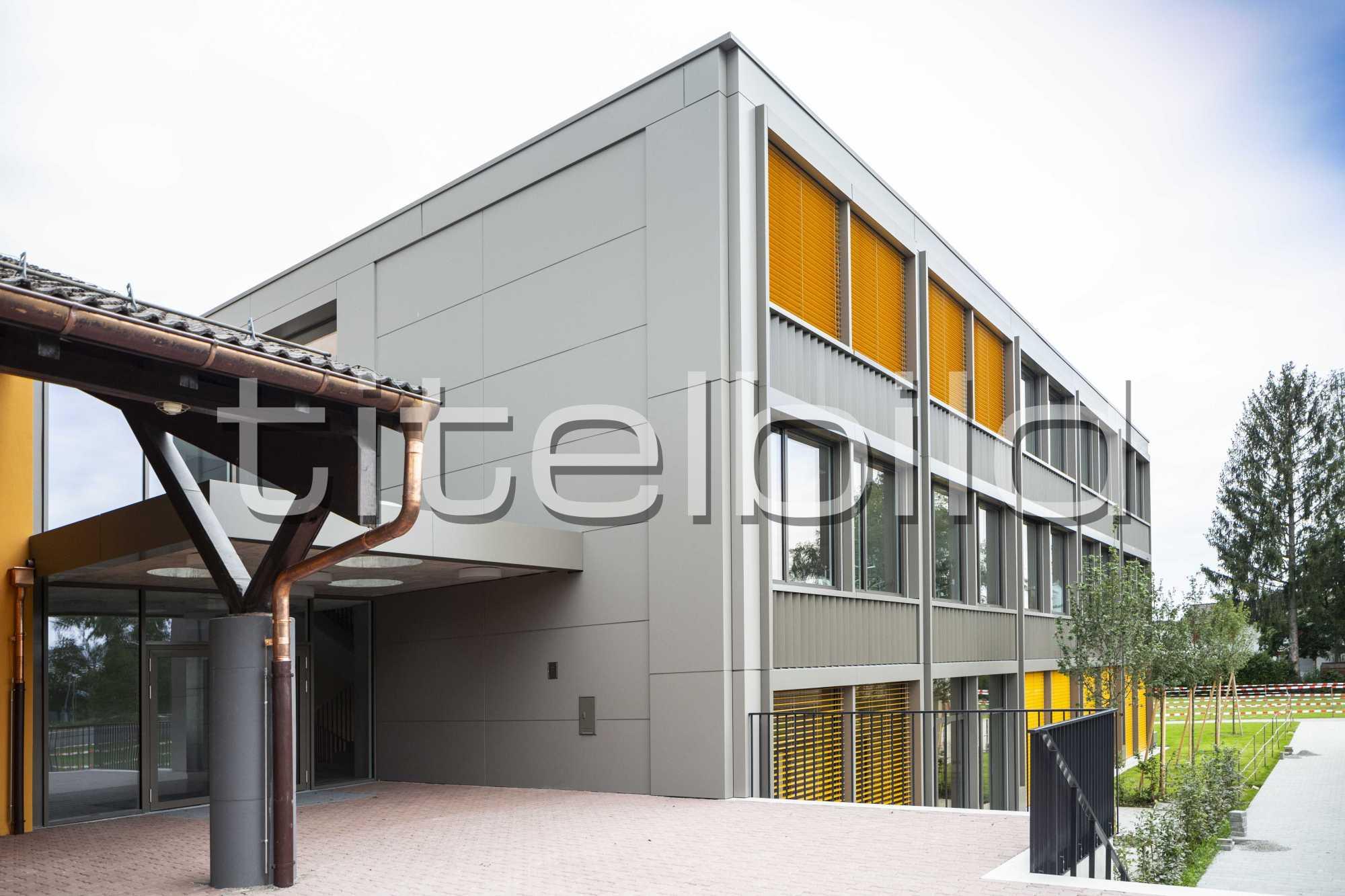 Projektbild-Nr. 2: Erweiterung Primarschule Oberglatt