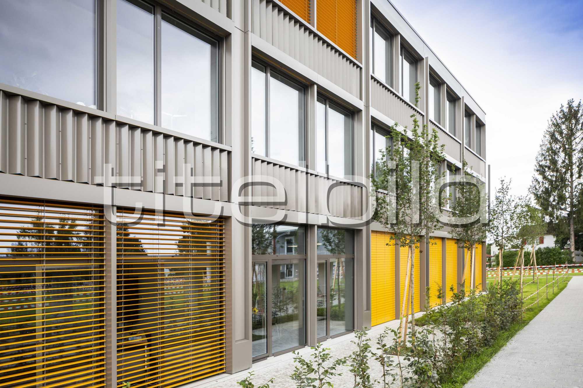 Projektbild-Nr. 3: Erweiterung Primarschule Oberglatt