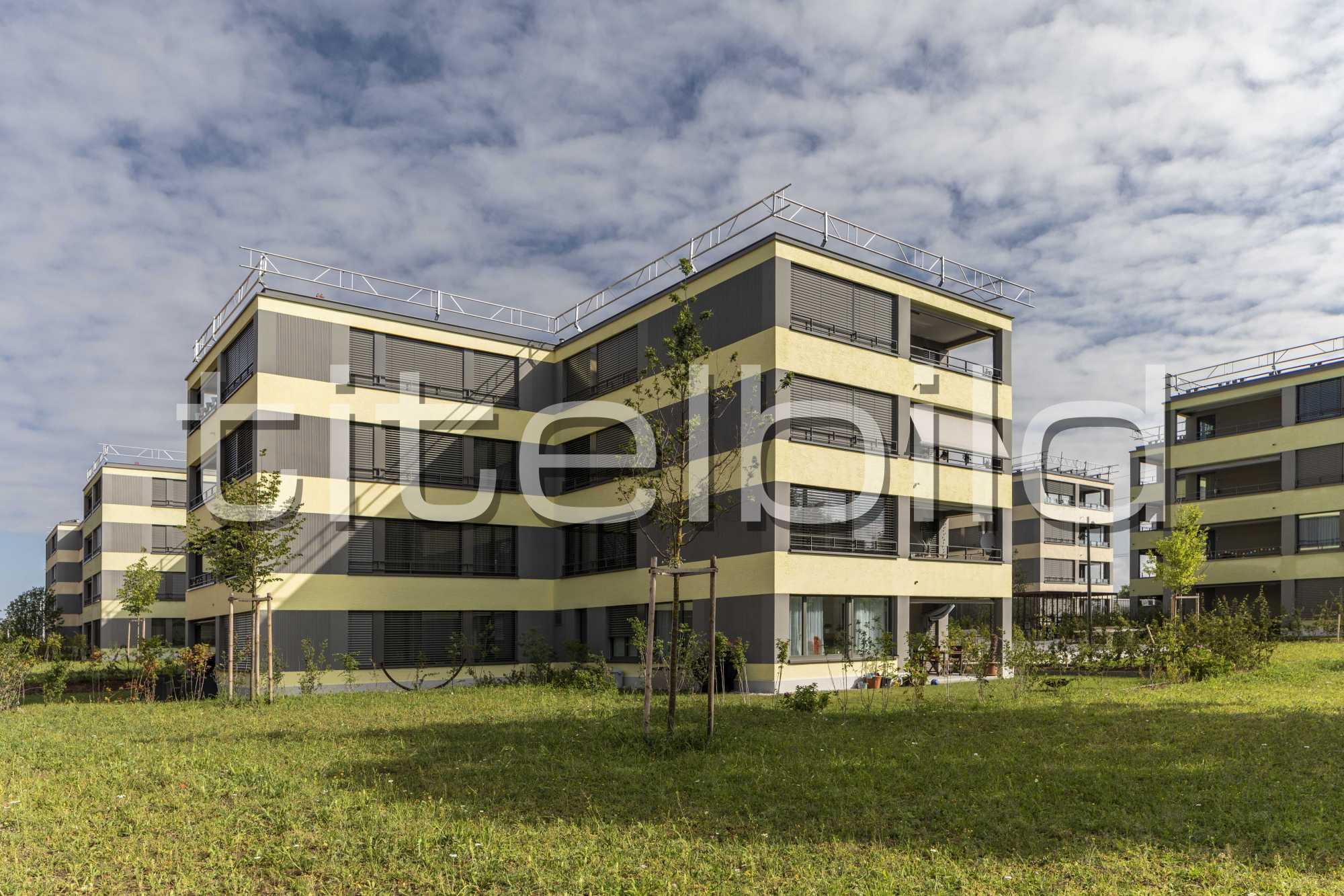 Projektbild-Nr. 2: Wohnsiedlung Pfaffenlebern , Rümlang