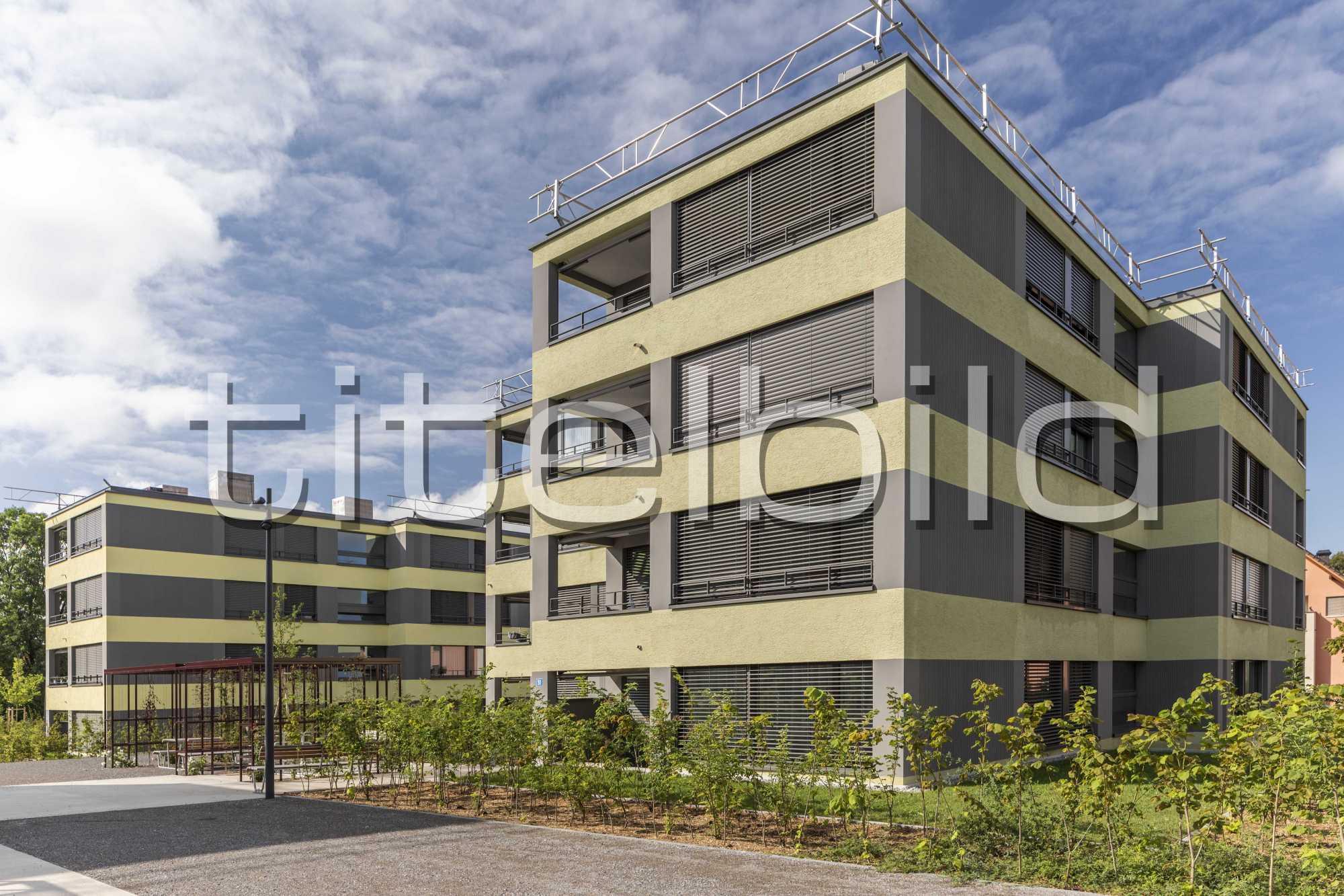 Projektbild-Nr. 3: Wohnsiedlung Pfaffenlebern , Rümlang