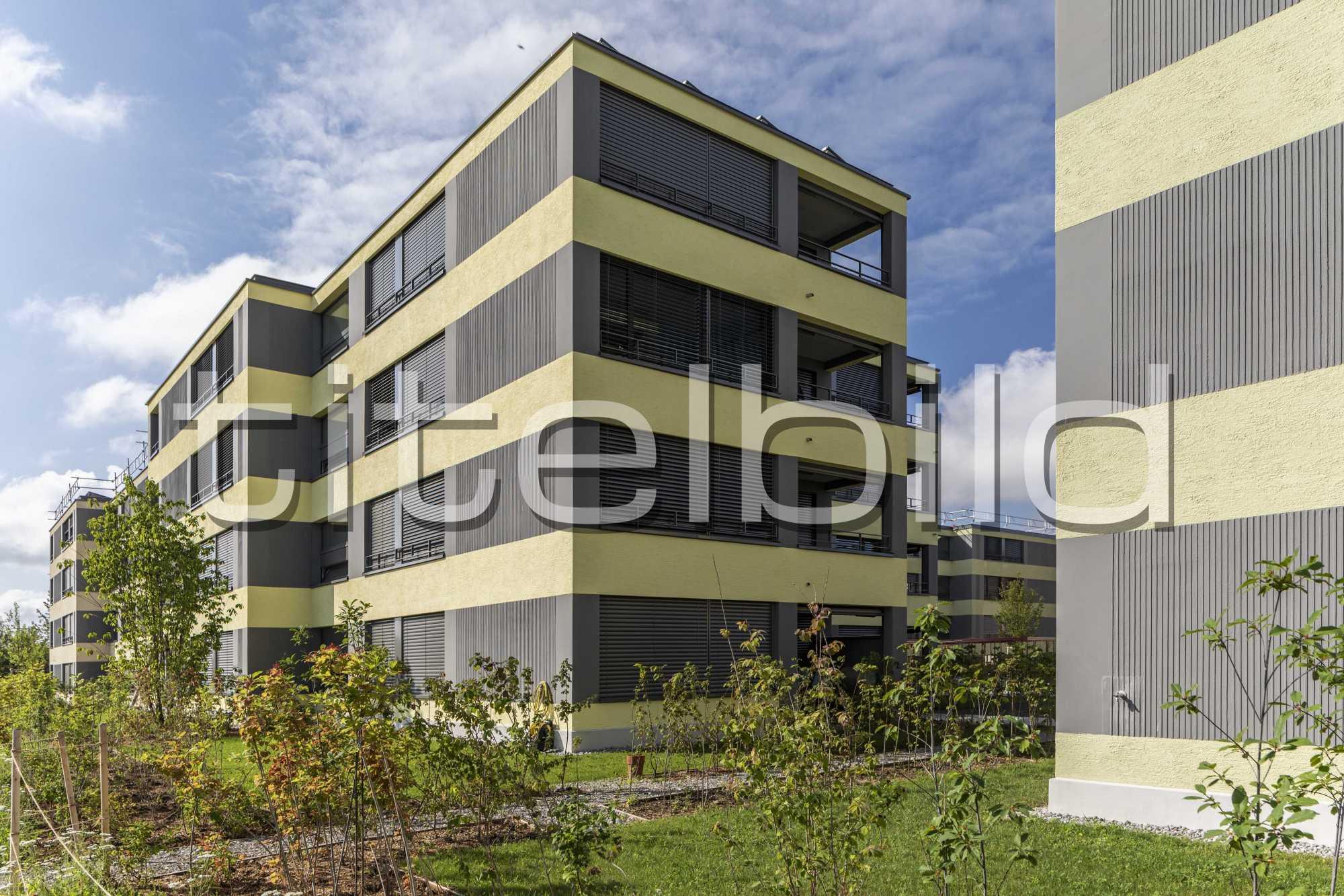 Projektbild-Nr. 4: Wohnsiedlung Pfaffenlebern , Rümlang