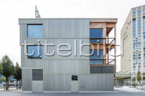 Bild-Nr: 3des Objektes Neubau Schulanlage Pfingstweid
