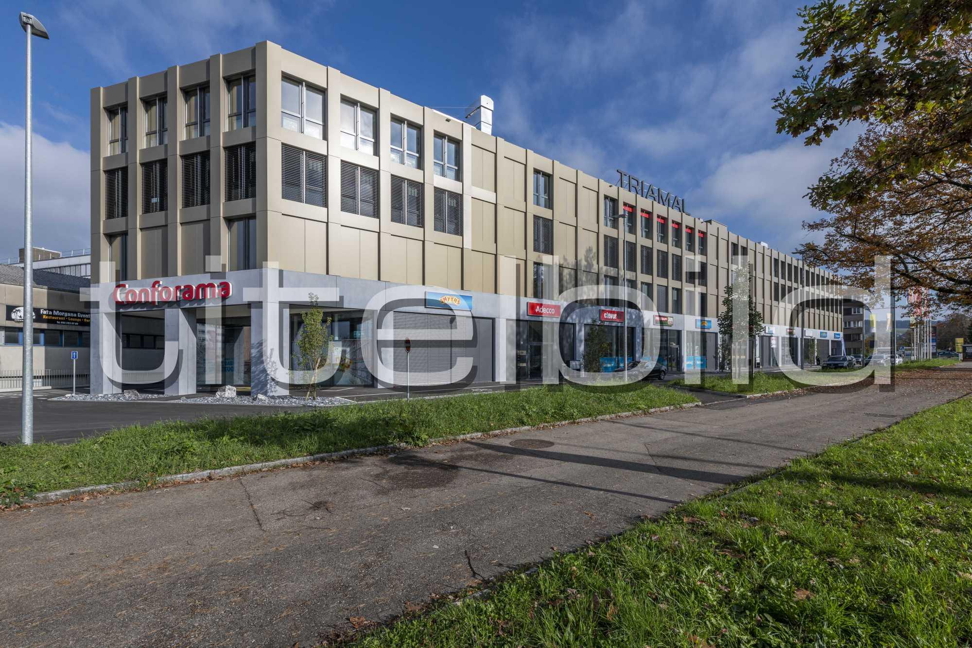 Projektbild-Nr. 0: Neubau Büro-Gewerbehaus